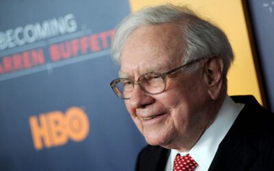 Miliarder Warren buffett Raup Cuan Rp 244 Triliun dari 5 Saham